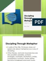 Discipling Through Metaphor
