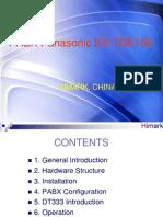 Pabx Panasonic Kx-tde100