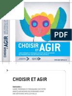Choisir Et Agir