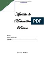 Apostila Matematica Basica Com Gabarito