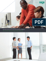 Sage Training Brochure
