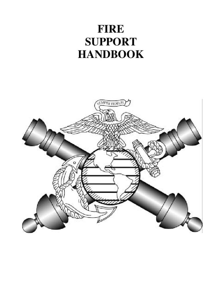 fire support fist fsc handbook artillery close air support 105Mm Howitzer Shell