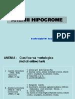 Anemii hipocrome studenti 2