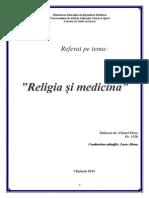Medicina Si Religie