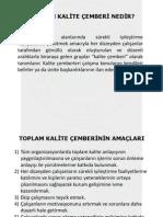 TOPLAM KALITE CEMBERLERI