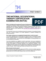 FACTS Certification Exam