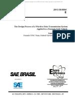 Wireless Data Transmission SAE