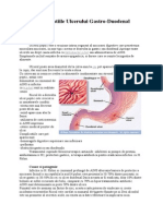 Complicatiile Ulcerului Gastro-Duodenal