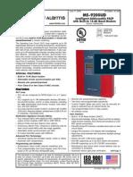 DataSheet Ms 9200UD