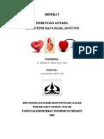 Hubungan Antara Hipertensi Dengan Gagal Jantung