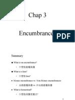 3 Encumber Chap 3 Chinese