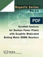 Accident Analysis RBMK