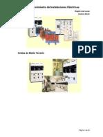 Mantenimiento de Las Instalaciones Electricas