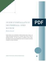 Installation FW OS