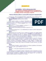 2010.12.28=HG.1397 - Modelul Declaratiei Contrib. Sociale, Impozitului Pe Venit Si Evid Nominala a Asig.