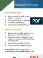 BTW Flyer Wahlaufruf II