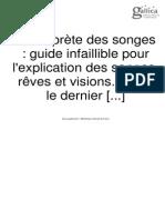 Interprete Des Songes