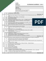 CalendarioAcademico UDI 20131