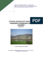 Studija Ranjivosti Prostora BPK Nacrt Skupstina