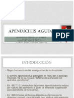 Apendicitis Aguda Diego a. Zumbana