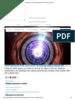 Astrophysicists Use Lens to Study Black-hole Jet _ Symmetry Magazine