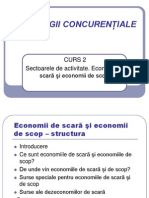 Strategii Concurentiale B4 Curs 2