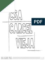 Self-managed Comunity Center Old Jail_Memory/////CSA Carcel Vieja_Memoria