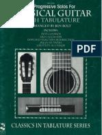 Classical Guitar Book