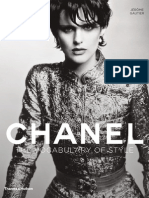 Chanel the Vocabulary of Style T&H Blad LR