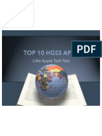 Top 10 Hgss Apps 2