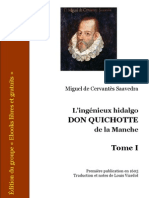 Cervantes Don Quichotte 1