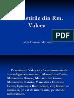 Manastirile Din Rm Valcea
