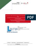 Organizacion Educativa y Su Cultura
