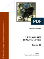 Dickens Magasin Antiquites 2