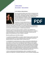 Bladimiro Wojtowicz - Directrices proféticas para el 2014 en adelante