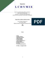 Alchymie - Inspectus