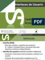 UA 13-14 T2 Interfaces de Usuario