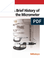 History of Micrometer