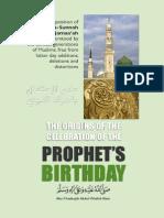 Origins of the Prophets Birthday Online