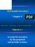 Inventories and COGS