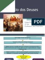oconsliodosdeuses-131029122126-phpapp01.ppt