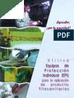 Equipos de Protección Individual (EPI) para la Aplicación de Productos Fitosanitarios