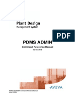ADMIN Command Reference Manual