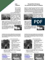 110122_Gewaltlose Bewegung für Landrechte der Bauern in Palaestina