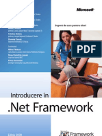 Introducere in .Net Framework - Suport de Curs Pentru Elevi