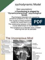 Presentation on Psychodynamic Model