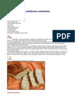 Mliječni kruh s pahuljicama i sjemenkama
