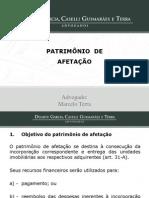 PATRIMÔNIO DE AFETAÇÃO - banco central do brasil