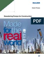 Dewatering Construction