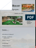 Eco Resort Synopsis
